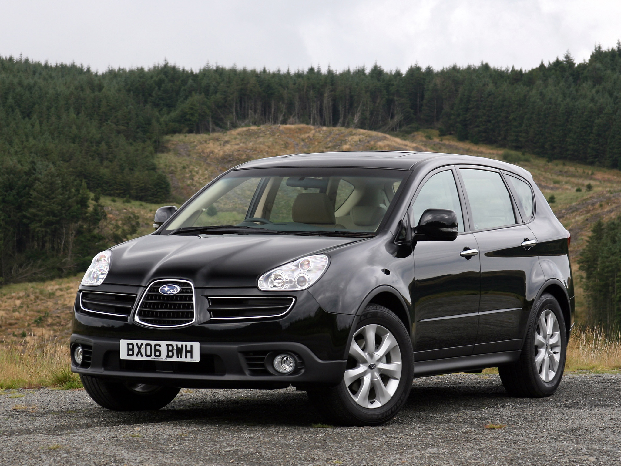 BCS Car of the Week: Subaru B9 Tribeca - Bolton Car Sales